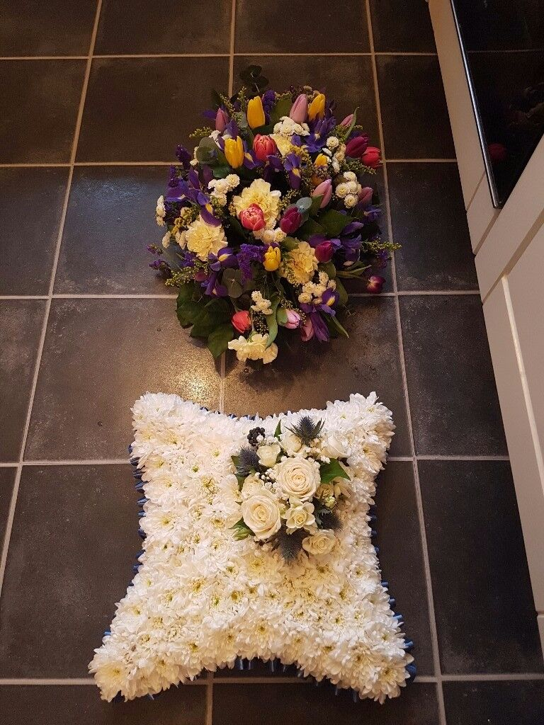 Funeral flowers quick sale in bromley london gumtree funeral flowers quick sale izmirmasajfo