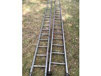 40ft aluminium ladders
