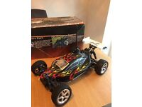 Nitro rc buggy 1/10th scale