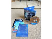 Uncharted 4 - PlayStation 4 - *COMPLETE* *MINT*