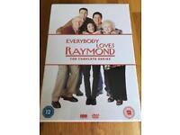 Everybody Loves Raymond dvd box set