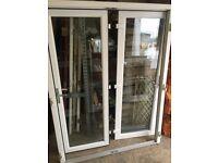 UPVC French door's