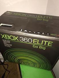 Xbox Elite + 10 games