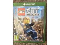 LEGO city undercover for Xbox One - NEW