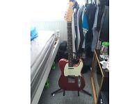 Fender Vintage 62 Telecaster + VOX Valvetronix VT20+