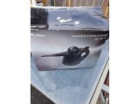 hand held steam cleaner unused condition only £5