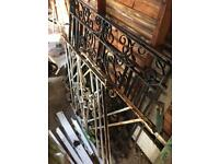Wrought Iron Gates/Hand Rails