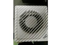 Bathroom Kitchen extractor fan 100mm