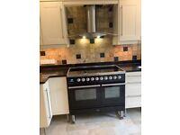 Used Kitchen units, Induction Hob, Granite worktops etc
