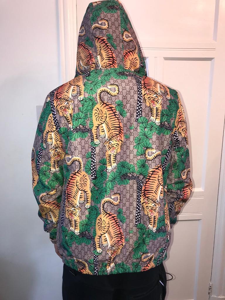 4efb529336f Gucci Tiger Bengal Jacket
