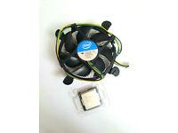 4th Generation Intel® Core™ i5 Processor 4670 CPU @ 3.40GHz + Fan