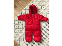 Baby Snowsuit Great Condition 3-6 months