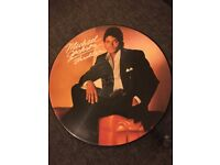 "Rare Michael Jackson ""Thriller"" album PICTURE DISC - Highly collectible"