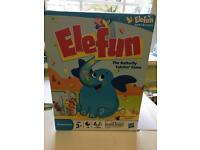 Hasbro Elefun butterfly catching game
