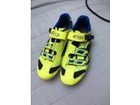 North wave cycling shoes size 43