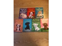 Holly Webb cute dog and puppy books