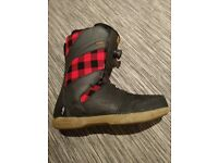 Ride Anthem Snowboard Boots Size 13, Euro 49
