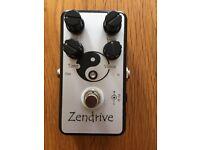 Hermida Audio Zendrive, Handwired Guitar Pedal, Rare Original (Not Lovepedal)