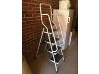 Step Ladders - Heavy Duty - 6 Months Old