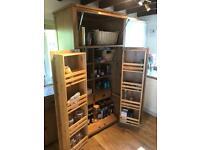 For Sale- Oak Larder