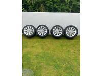 Audi TT alloys