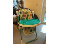 Cosatto Noodle Supa Monster Mash High Chair