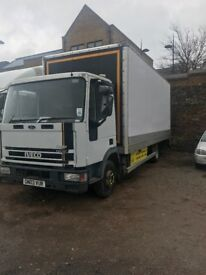 Immaculate 2003 iveco tecker 7.5with tail lift