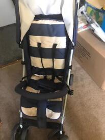 My Babbii stroller