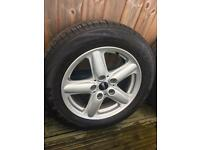 Mini Countryman Genuine Alloy wheels