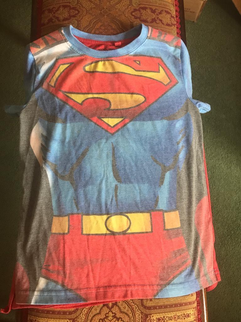 Next superman tshirt