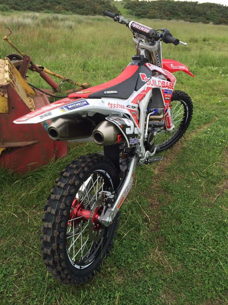 2015 honda crf250r buildbase edition in dyce aberdeen