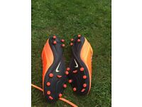 Nike Hypervenom size 8