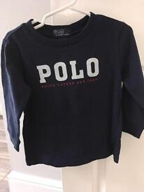 Boys Ralph Lauren t-shirt 24m