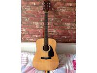 Fender Gemini 11 acoustic guitar