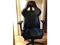 GT Omega Pro Racing gaming office chair