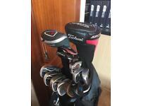 Men's golf set Titleist, Taylormade, Dunlop etc