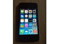 Apple IPhone 4 Black. In beautiful condition. on EE/ORANGE