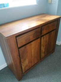 Solid wood cabinet reduced for quick sale(open to offers)
