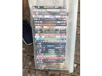 DVDS (MORE THAN 80)