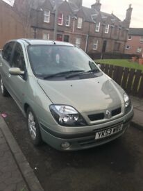 Fantastic condition Renault Scenic