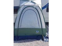 SUNNCAMP SCENIC PORCH AWNING for caravan or camper motorhome van VGC little used as new