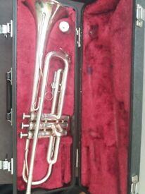 Trumpet, brass  AK201 in excellent condition | in Saltash