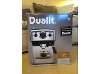 Coffee machine, opened but in box (Dualit)