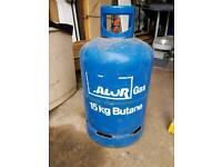 15KG Butane Gas Cylinder Empty