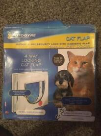Cat flat new never used