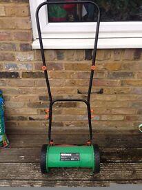 Hand Push Powerbase Lawn Mower