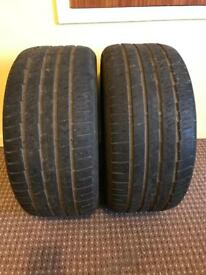 Tyres 245.40.17 Germany Tread 6mm