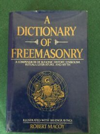A Dictionary of Freemasonry by Robert Macoy