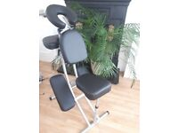 Ishka Portable Massage chair, only used once, price 70 pounds