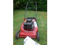 "Petrol Lawn mower 21"" cut Briggs & Straton 3.75 working order"